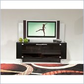Armen Living Atria TV Stand in Espresso