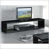 Armen Living TV Stand in Wenge