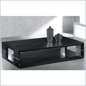 Armen Living 906D Coffee Table in Wenge