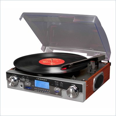 Crosley Radio Encoding Series Turntable