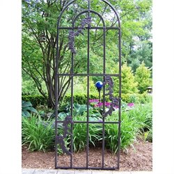 Oakland Living Rose Trellis in Hammer Tone Brown