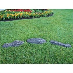 Oakland Living Cast Aluminum Garden Gator in Antique Bronze