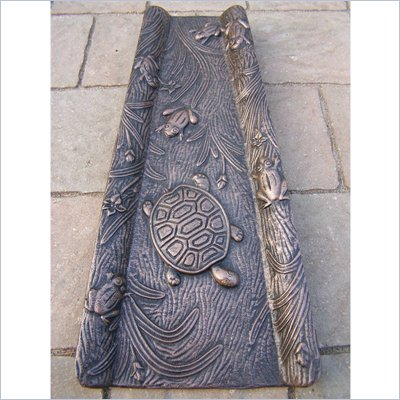 Oakland Living Splash Block in Antique Bronze