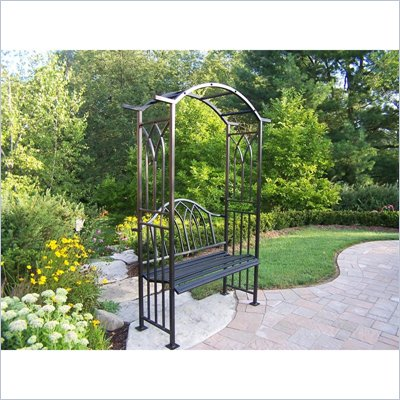 Oakland Living Royal Arbor with Bench