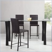 Zuo Stilt Counter Height Dining Table