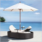 Zuo Hampton Outdoor Bed