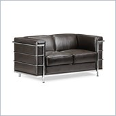 Zuo Fortress Love Seat