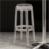 Zuo Anime Transparent Barstool