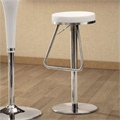 Zuo Soda Barstool in White