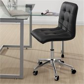 Zuo Scout Office Chair in Black