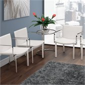 Zuo Gekko Conference Chair in White