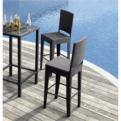 Zuo Anguilla Bar Stool