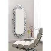 Zuo Shiva Mirror in Clear