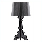 Zuo Salon Large Table Lamp in Black
