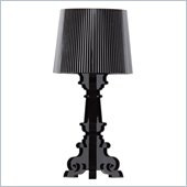 Zuo Salon Small Table Lamp in Black