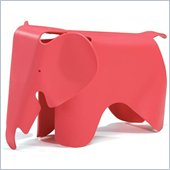 ZUO Phante Modern Kids Plastic Chair in Pink