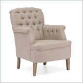 Zuo Castro Armchair in Beige