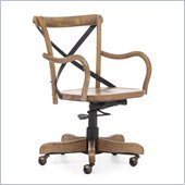 Zuo Union Square Office Chair in Natural
