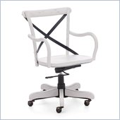 Zuo Union Square Office Chair in White