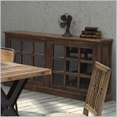 Zuo Hunters Point Sideboard Distressed Natural