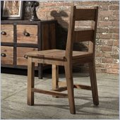 Zuo Lincoln Park Chair in Distressed Natural