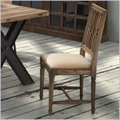 Zuo Excelsior Chair in Distressed Natural Finish