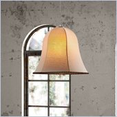 Zuo Granite Ceiling Lamp in Beige Finish