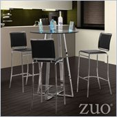 Zuo Soar Lemon Drop 3 Piece Pub Set