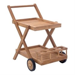 Zuo Regatta Outdoor Trolley