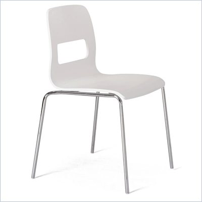 Zuo Escape Dining Wood Side Chair