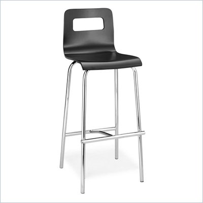 "Zuo Escape 30"" Bar stool in Multiple Finishes"