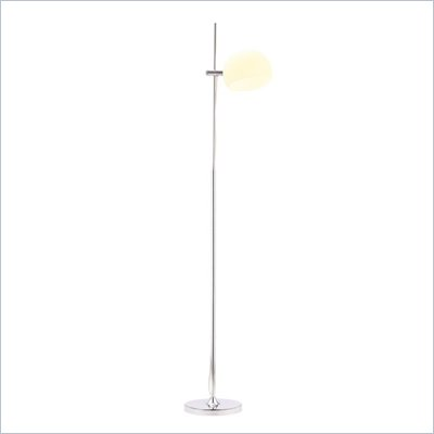 Zuo Astro Floor Lamp Frosted Glass