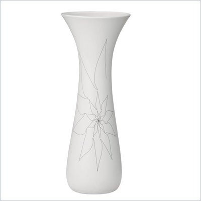 Zuo Bambi Vase Large in White