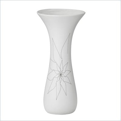 Zuo Bambi Vase Small in White