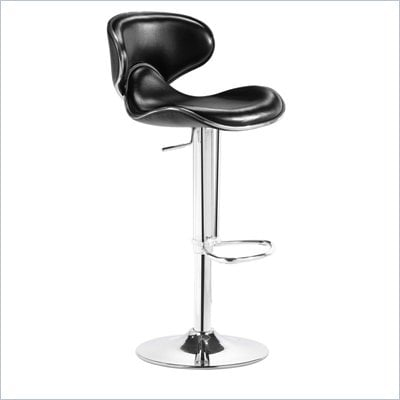 Zuo Fly Adjustable Height Bar Chair
