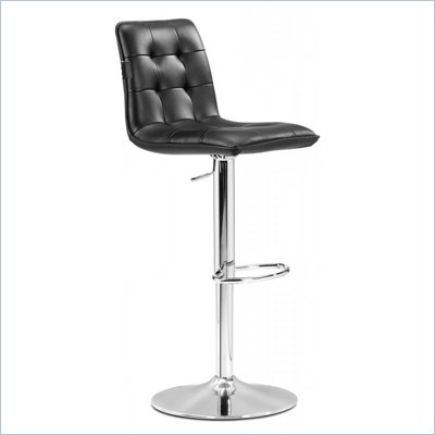 Zuo Oxygen Adjustable Height Barstool