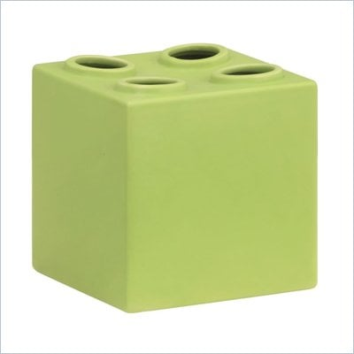 Zuo Bloque Sculpture Double in Green