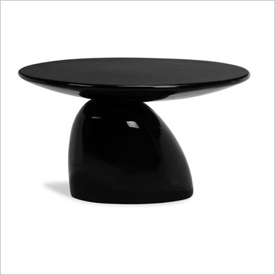 Zuo Bolo End Table in Black