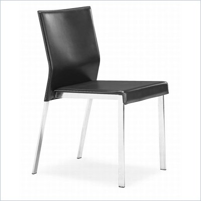 Zuo Boxter Dining Chair in Black