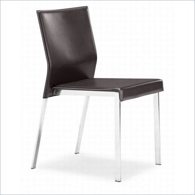 Zuo Boxter Dining Chair in Espresso
