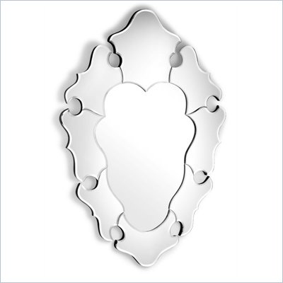 Zuo Brahma Mirror in Clear