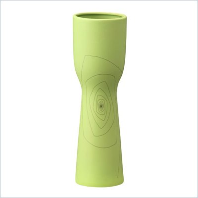 Zuo Brittany Chalice Vase Medium in Green