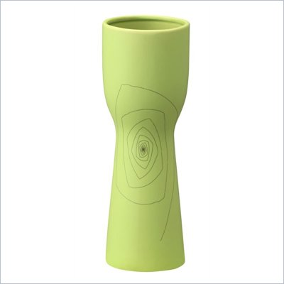 Zuo Brittany Chalice Vase Small in Green