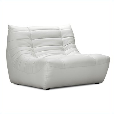 Zuo Carnival Single Seat in White 