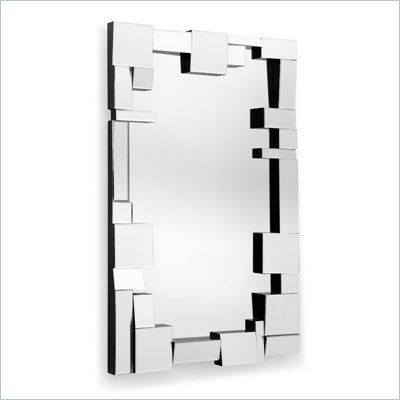 Zuo Construct Mirror in Clear