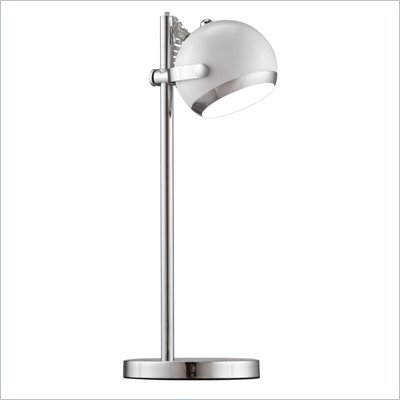 Zuo Cyber Table Lamp in White
