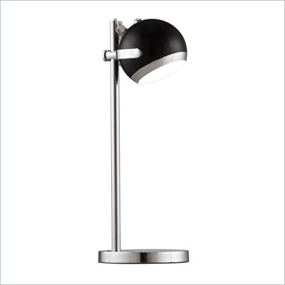 Zuo Cyber Table Lamp in Black