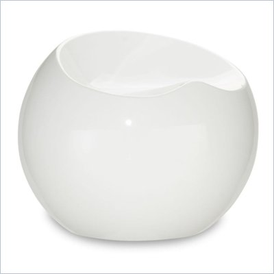 Zuo Drop Stool in White