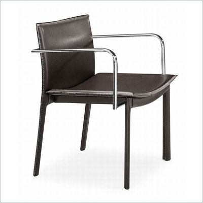 Zuo Gekko Conference Chair in Espresso