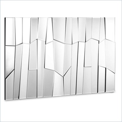 Zuo Glacier Mirror in Clear